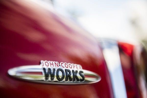 John Cooper Works Emblem