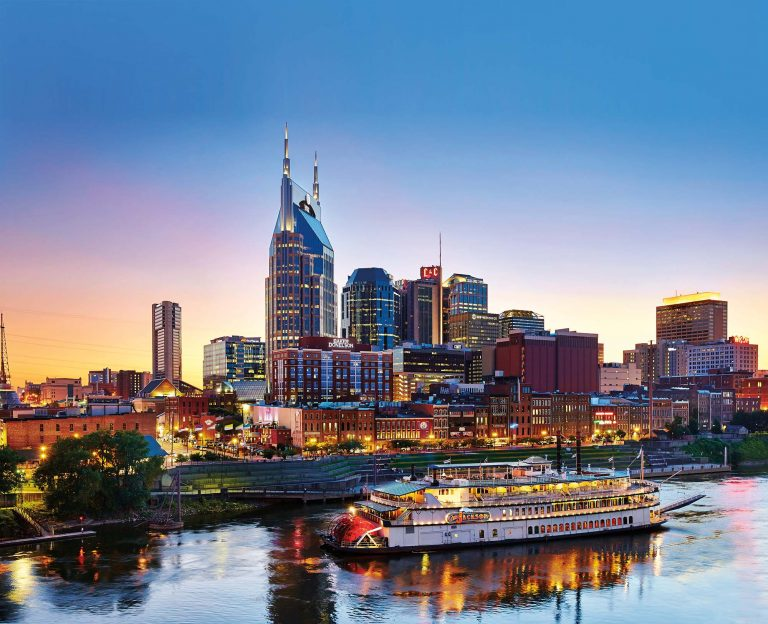The Charm of Music City