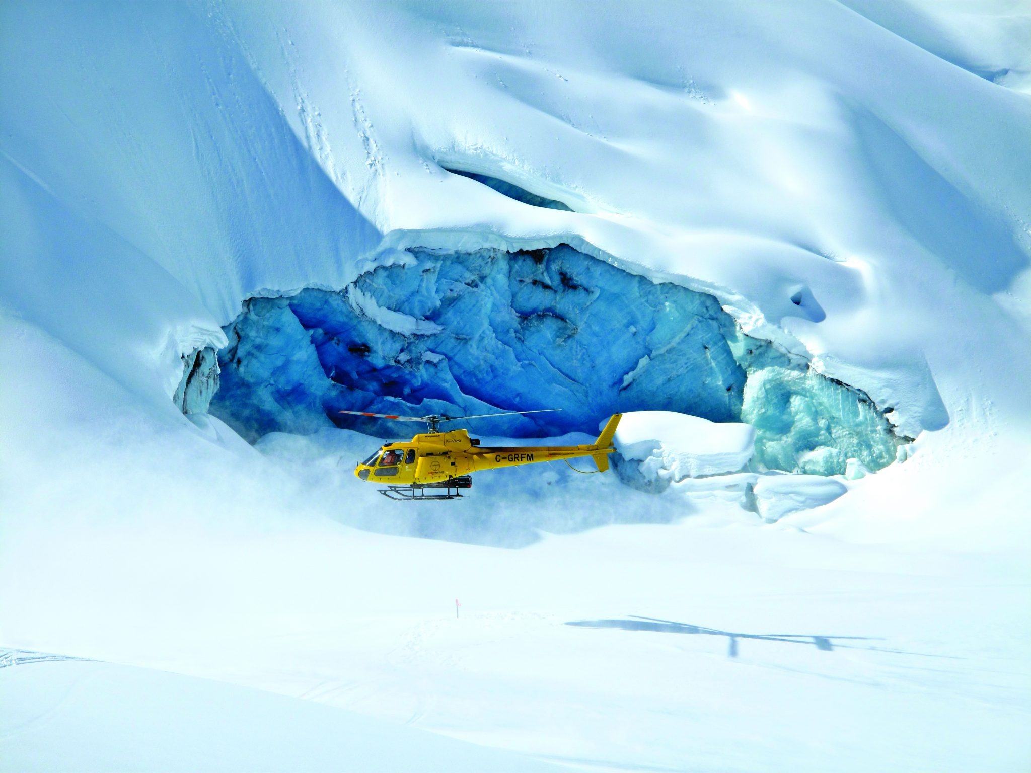 The cold truth about heliskiing…it's addictive