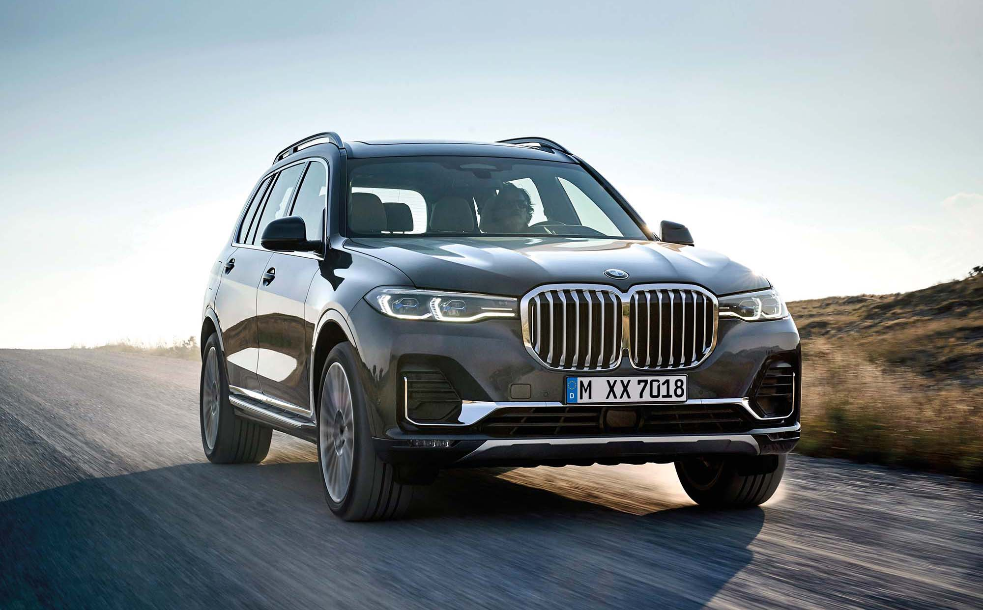 Top of the Line: BMW X7 50i
