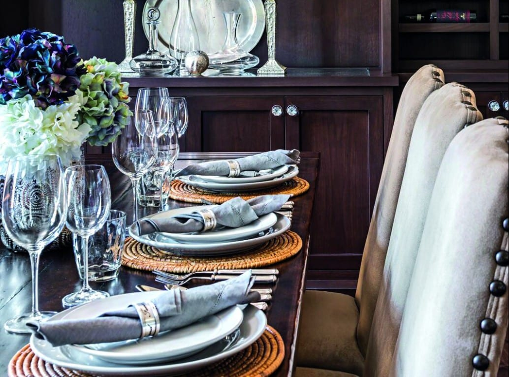 Ode to the Vanishing Dining Room