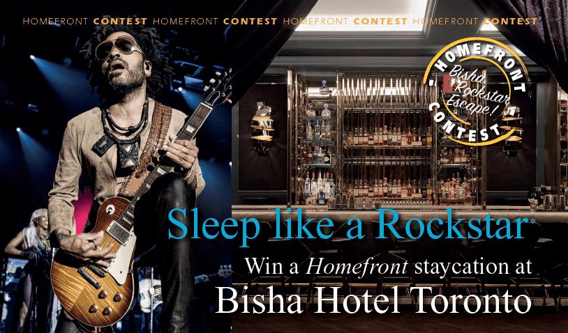 Staycation at Bisha Hotel Toronto