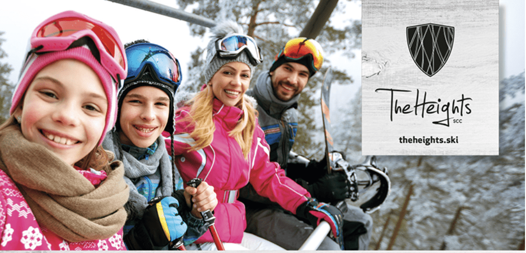 Homefront´s Ski Lovers Contest at the Heights Ski Club