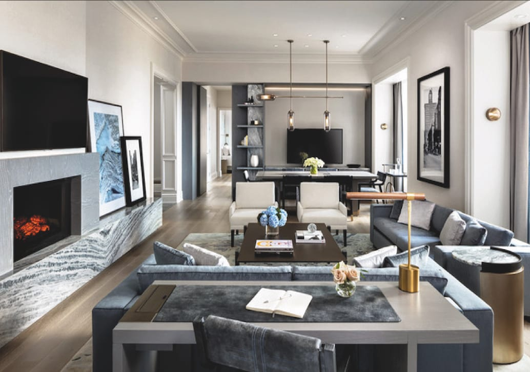 Canada's First St. Regis Debuts in Toronto