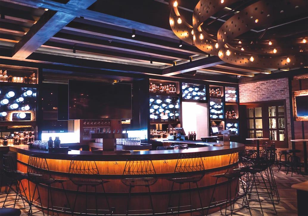 The Quivira Bar