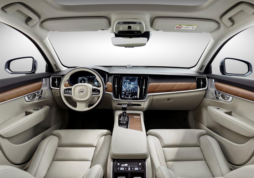 Volvo S90 (img 3)