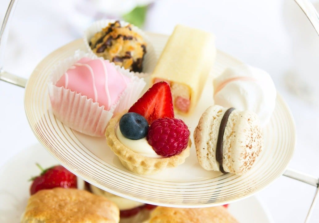 The Best Afternoon Tea…